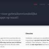 Copywriting website Blimp