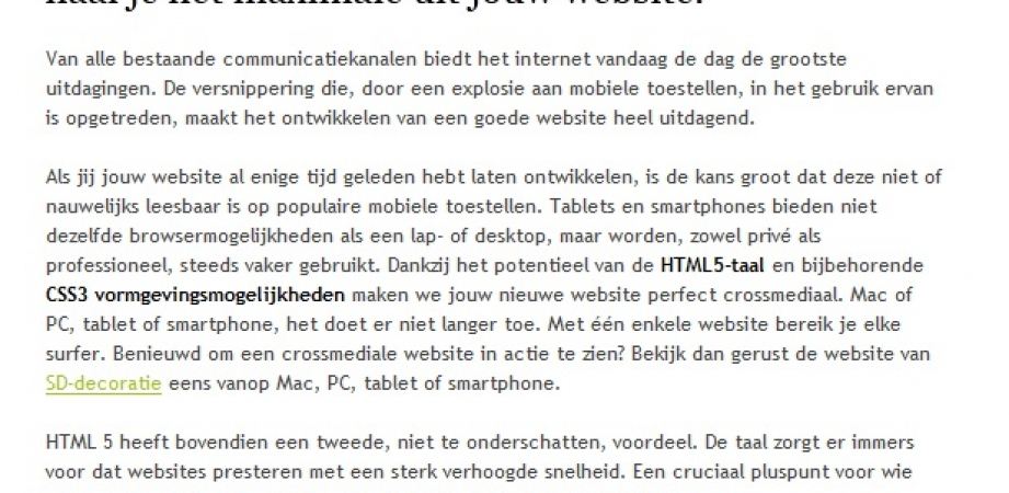 E-mailing Lasal Communicatie