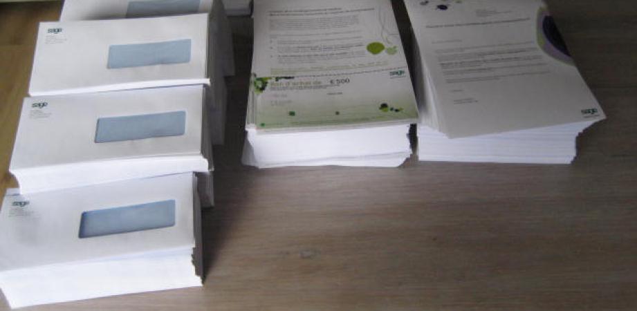 Mailhandling Sage